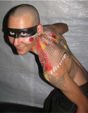 LennenWarriorClown-Face-shldr-ws